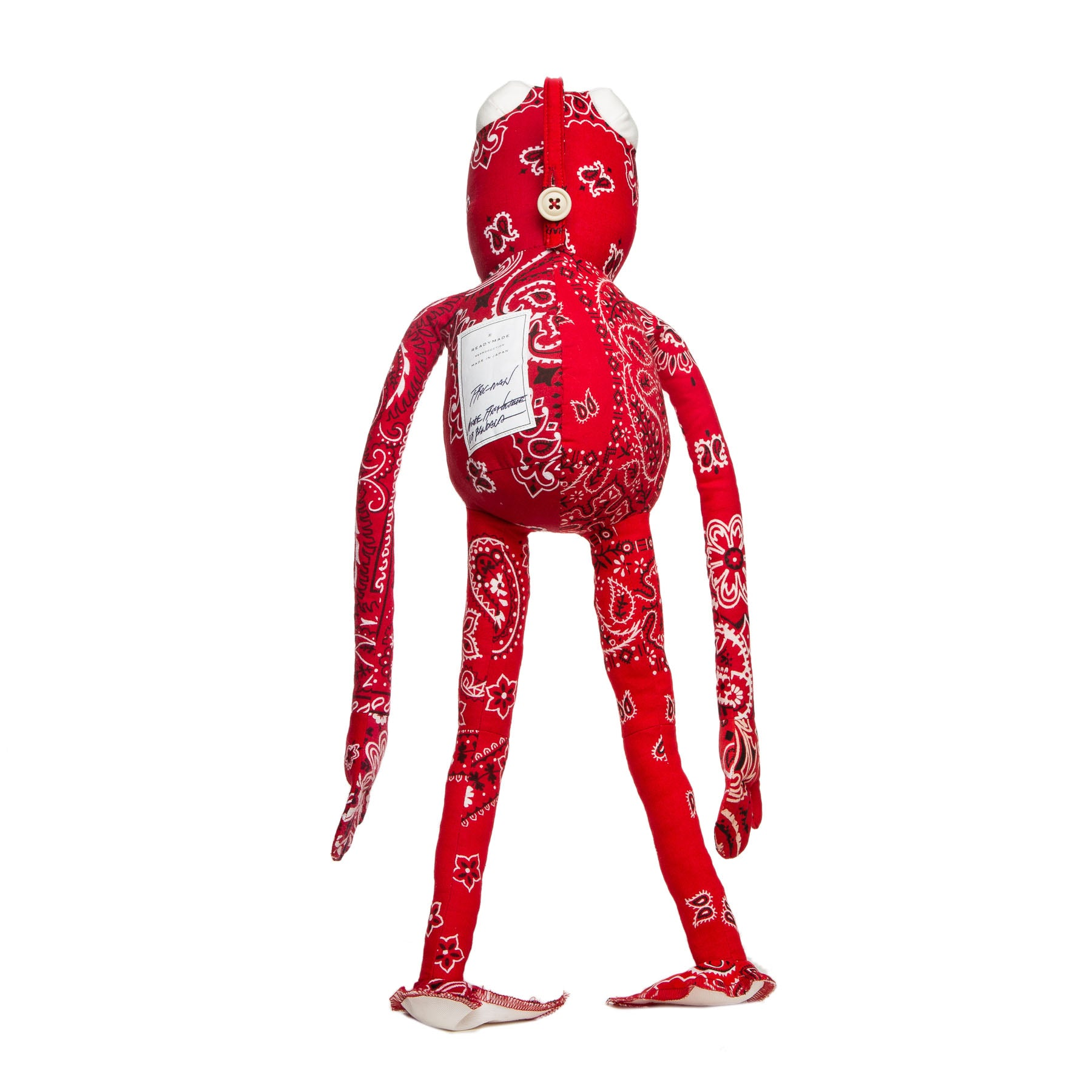READYMADE | RED BANDANA FROGMAN