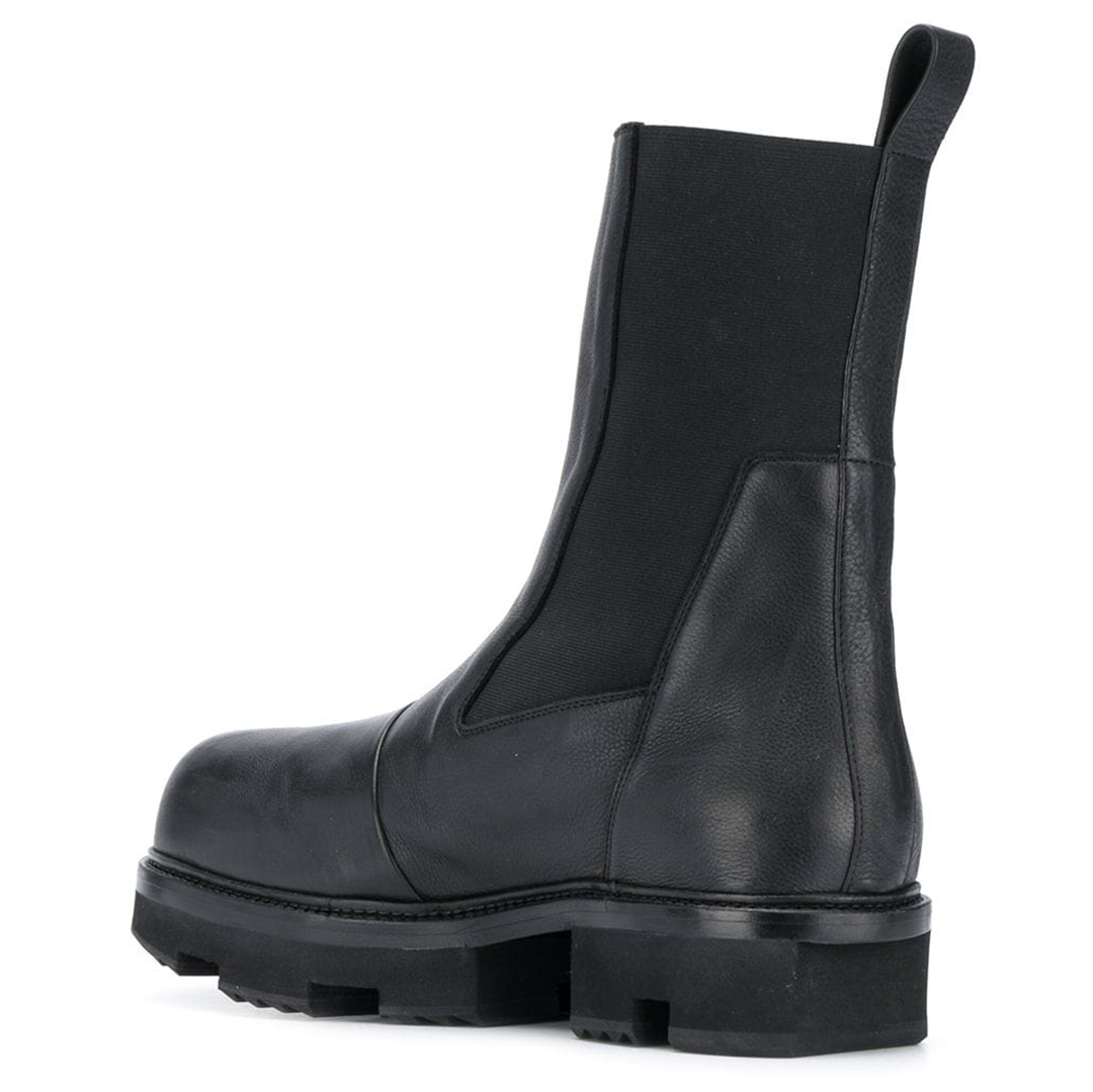 RICK OWENS | BOZO MEGATOOTH BOOTS