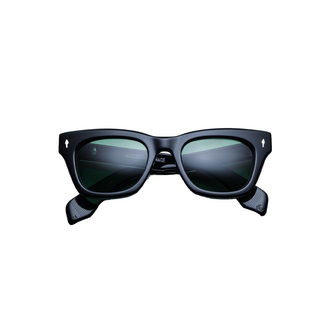 JACQUES MARIE MAGE | GREEN DEALAN SUNGLASSES