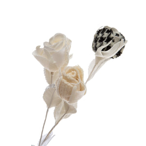 SOLOIST | ROSE CORSAGE KEY CHAIN