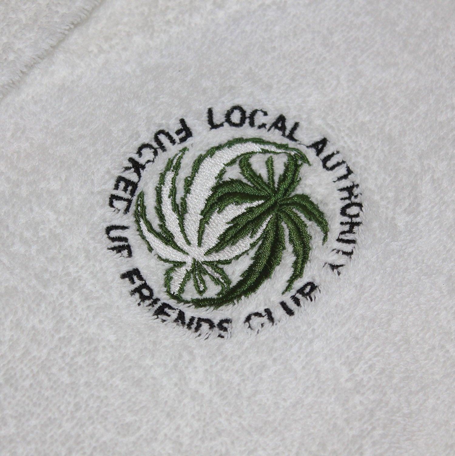 LOCAL AUTHORITY X PRESLEY GERBER | TREEHAB CENTER ROBE