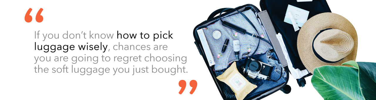 How to Buy Luggage - Quote 1 - Regent Square Travel