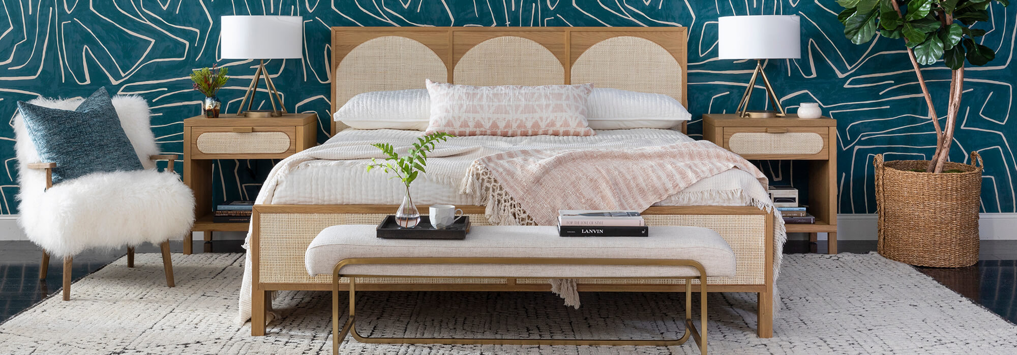Modern Bedroom Furniture | High Fashion Home