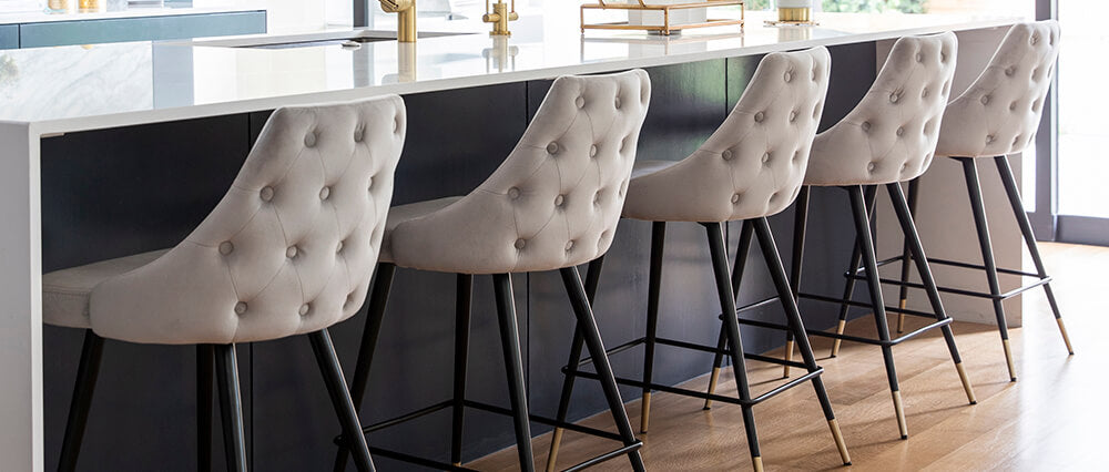 Marvelous Modern Bar And Counter Stools High Fashion Homes Caraccident5 Cool Chair Designs And Ideas Caraccident5Info