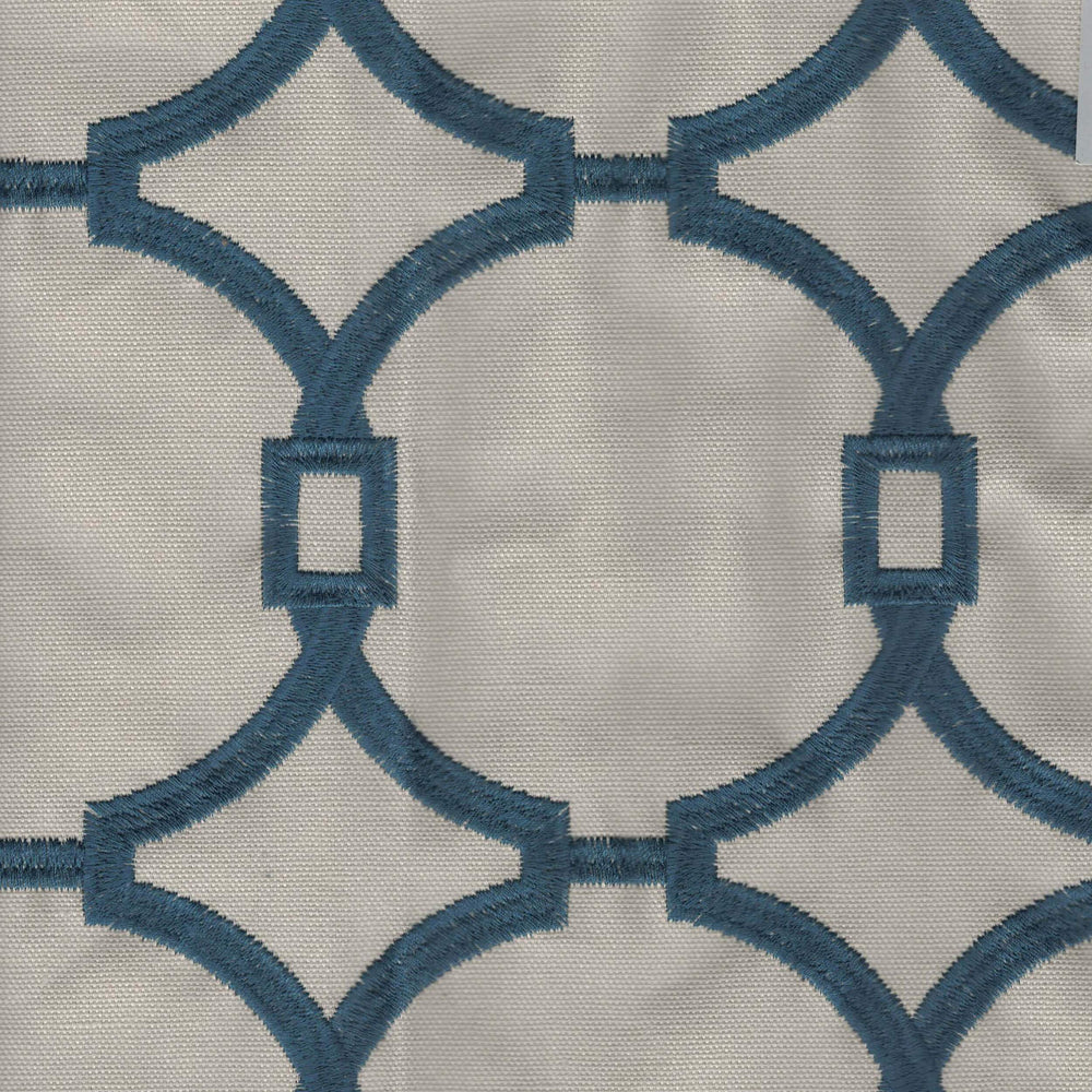 03496 Cotton, Cobalt - Fabrics - High Fashion Home