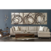 Beige and White Special Extra Large Leather Hide Rug - Accessories - Rugs - Cowhide Rugs