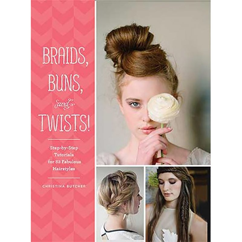 Braids, Buns and Twists! - Gifts - Gifts Under $25