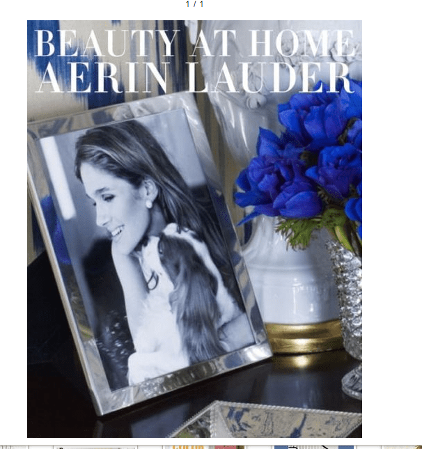 Beauty at Home - Gifts - High Fashion Home