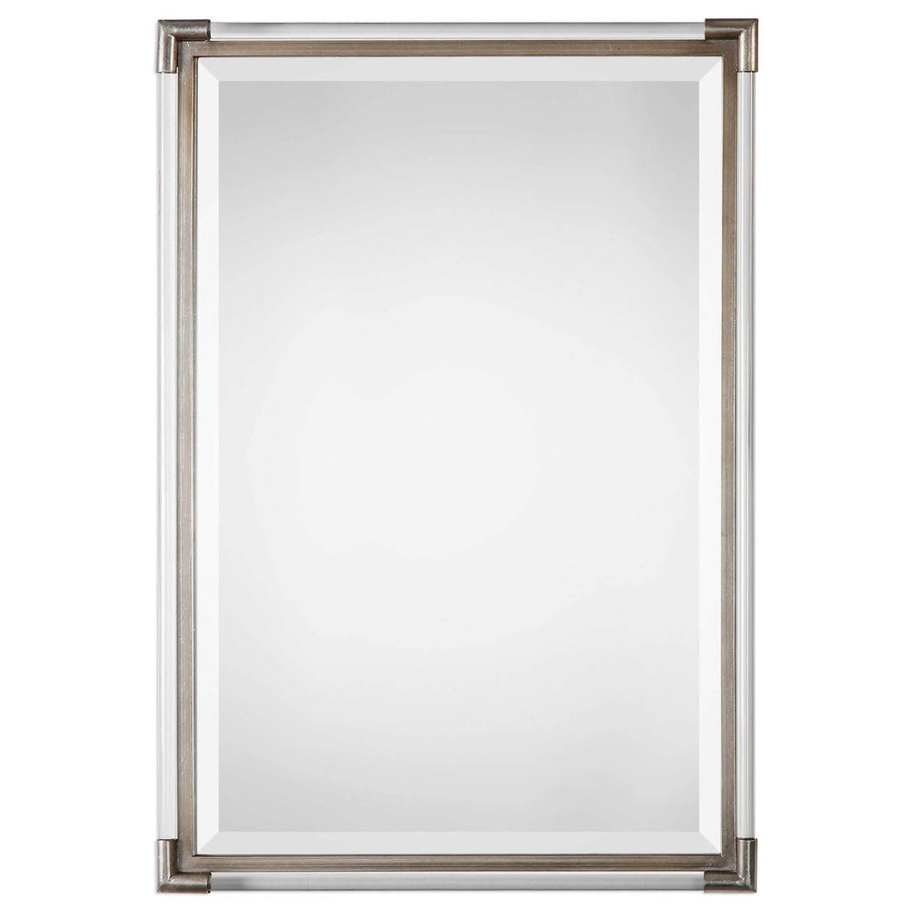 Mackai Rectangular Mirror-Accessories-High Fashion Home
