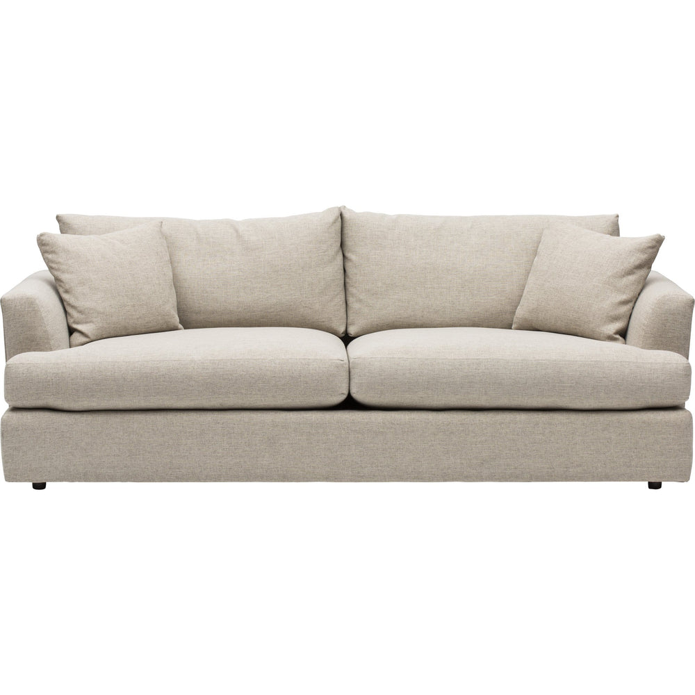 Andre Sofa, Dolley Oat - Modern Furniture - Sofas - High Fashion Home