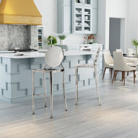 Eclipse Bar Stool (Set of 2) - Furniture - Dining - High Fashion Home