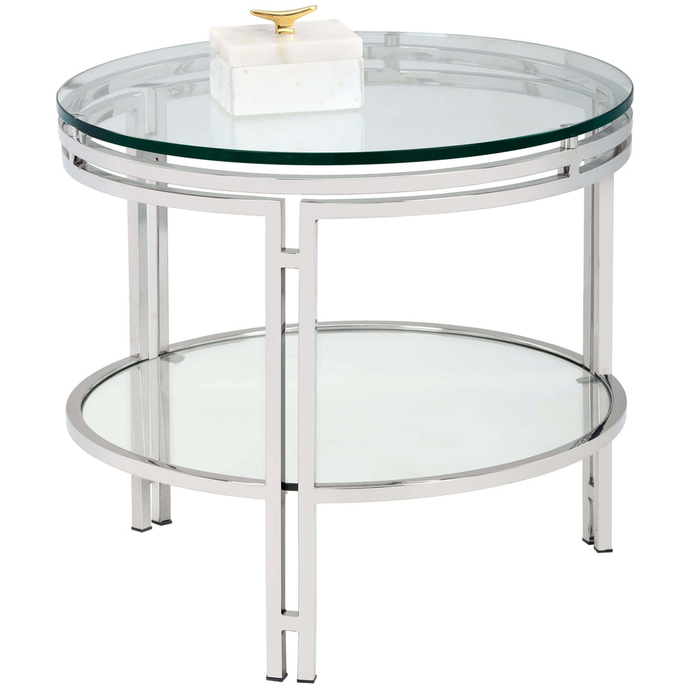 Andros End Table - Furniture - Accent Tables - End Tables