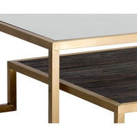 Carver Square Coffee Table