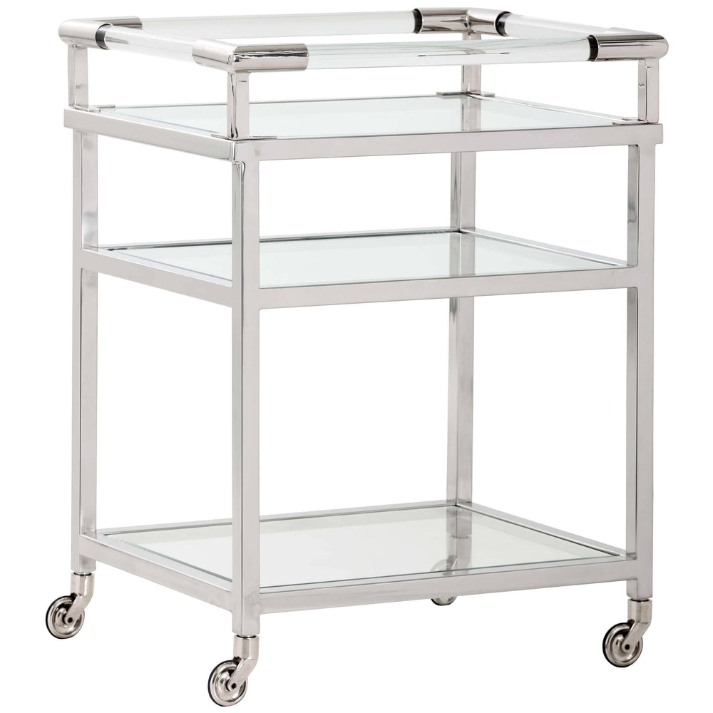 Margo Bar Cart - Furniture - Accent Tables - High Fashion Home
