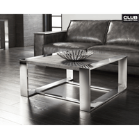 Dalton Coffee Table, Grey Oak - Modern Furniture - Coffee Tables - High Fashion Home