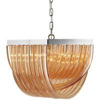 Curie Chandelier, Small - Lighting - High Fashion Home
