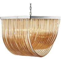 Curie Chandelier, Large - Lighting - High Fashion Home