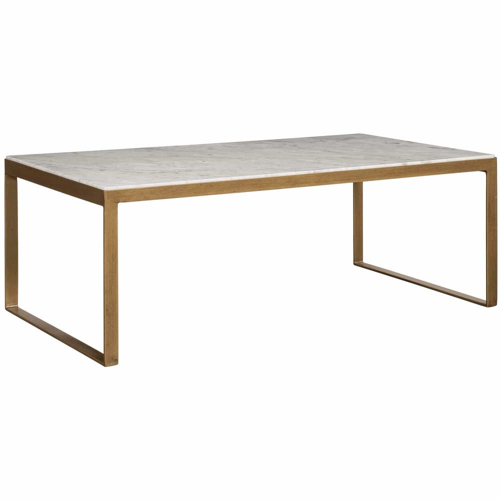 Evert Rectangular Coffee Table - Modern Furniture - Coffee Tables - High Fashion Home