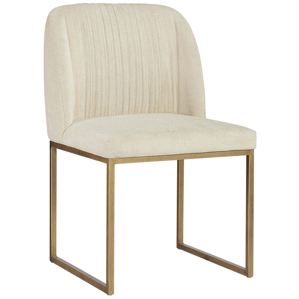 Nevin Dining Chair, Polo Club Muslin (Set of 2)