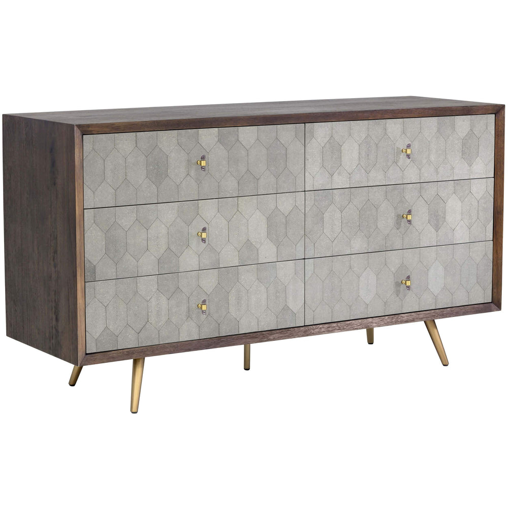 Aniston Dresser - Furniture - Bedroom - High Fashion Home
