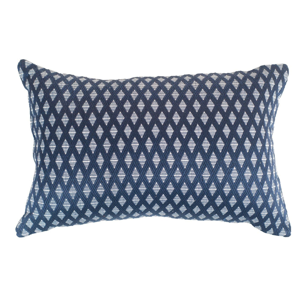 Prism Navy Lumbar Cushion -