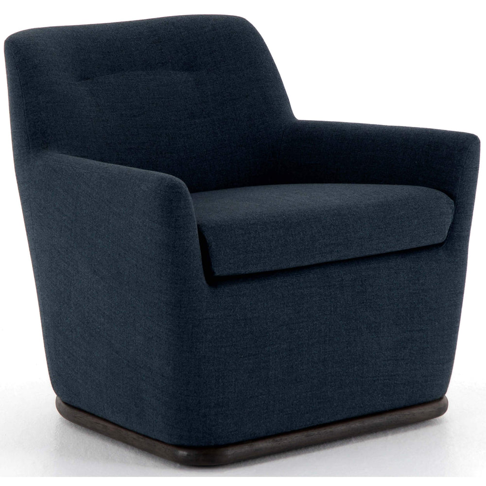 Alicia Swivel Chair, Highland Sky-Furniture - Chairs-High Fashion Home