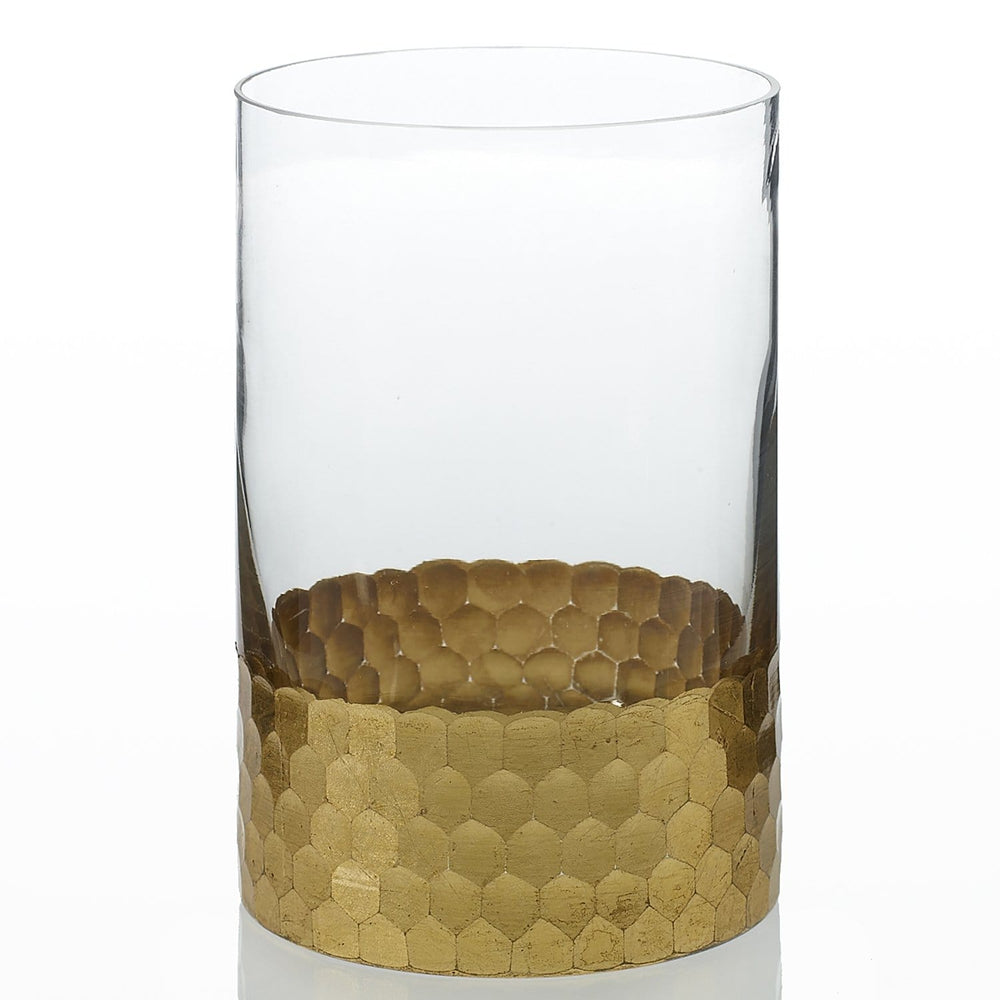 Elsa Vase - Accessories - Tabletop - Bronze, Brass & Gold