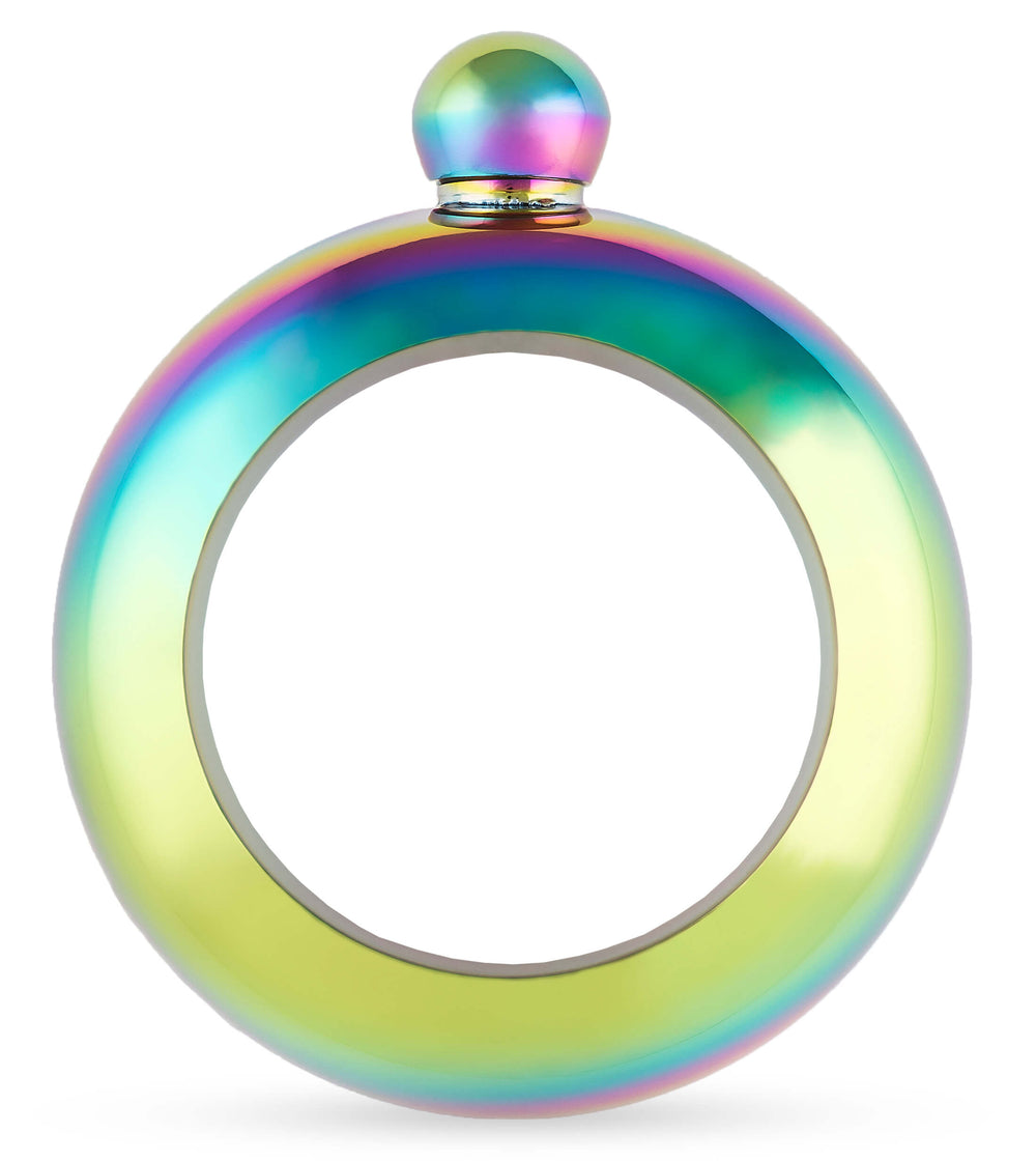 Blush Charade Rainbow Bracelet Flask - Gifts - Instagram