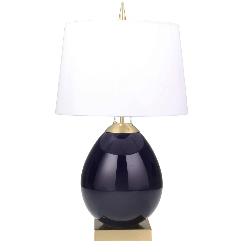 Ovoid Table Lamp - Lighting - High Fashion Home