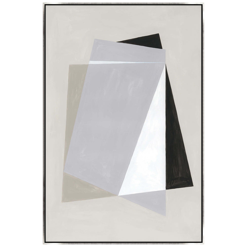 Lost Pieces I Framed - Accessories Artwork - High Fashion Home