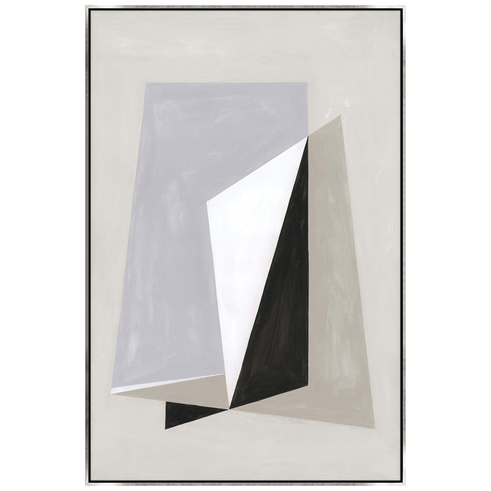 Lost Pieces II Framed - Accessories Artwork - High Fashion Home