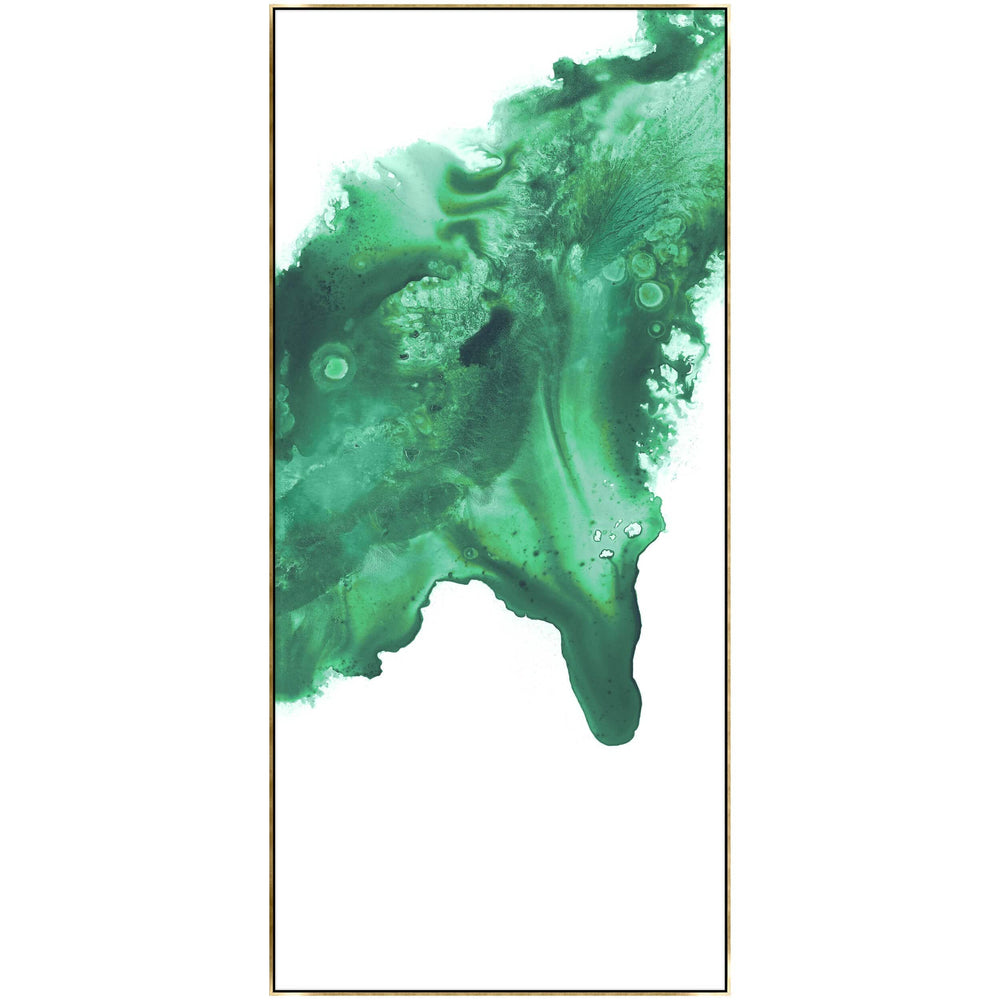Jade Passage II Framed - Accessories Artwork - High Fashion Home