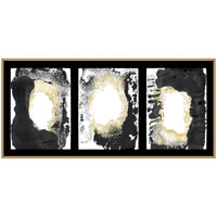 How Wonderful It Is Triptych Framed - Accessories Artwork - High Fashion Home