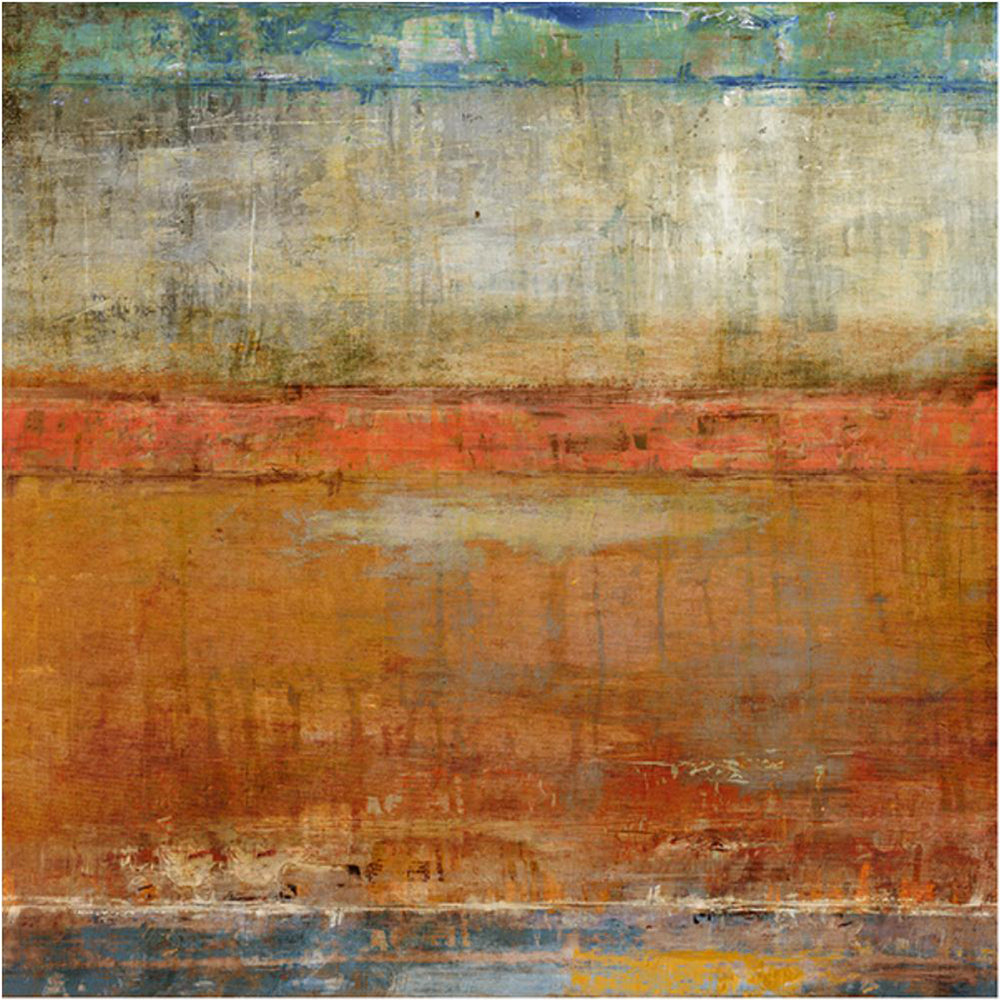 Looking at the Horizon I - Accessories - Canvas Art - Abstract