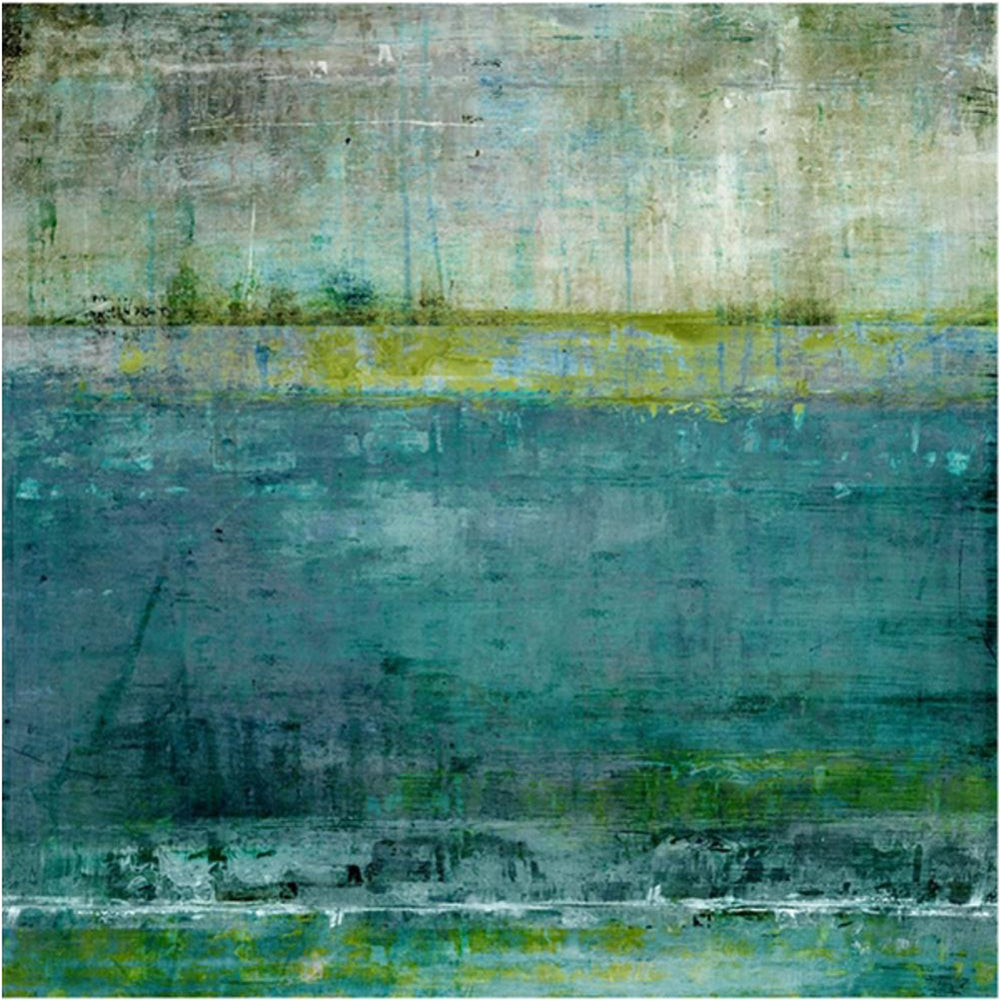 Looking at the Horizon III - Accessories - Canvas Art - Abstract