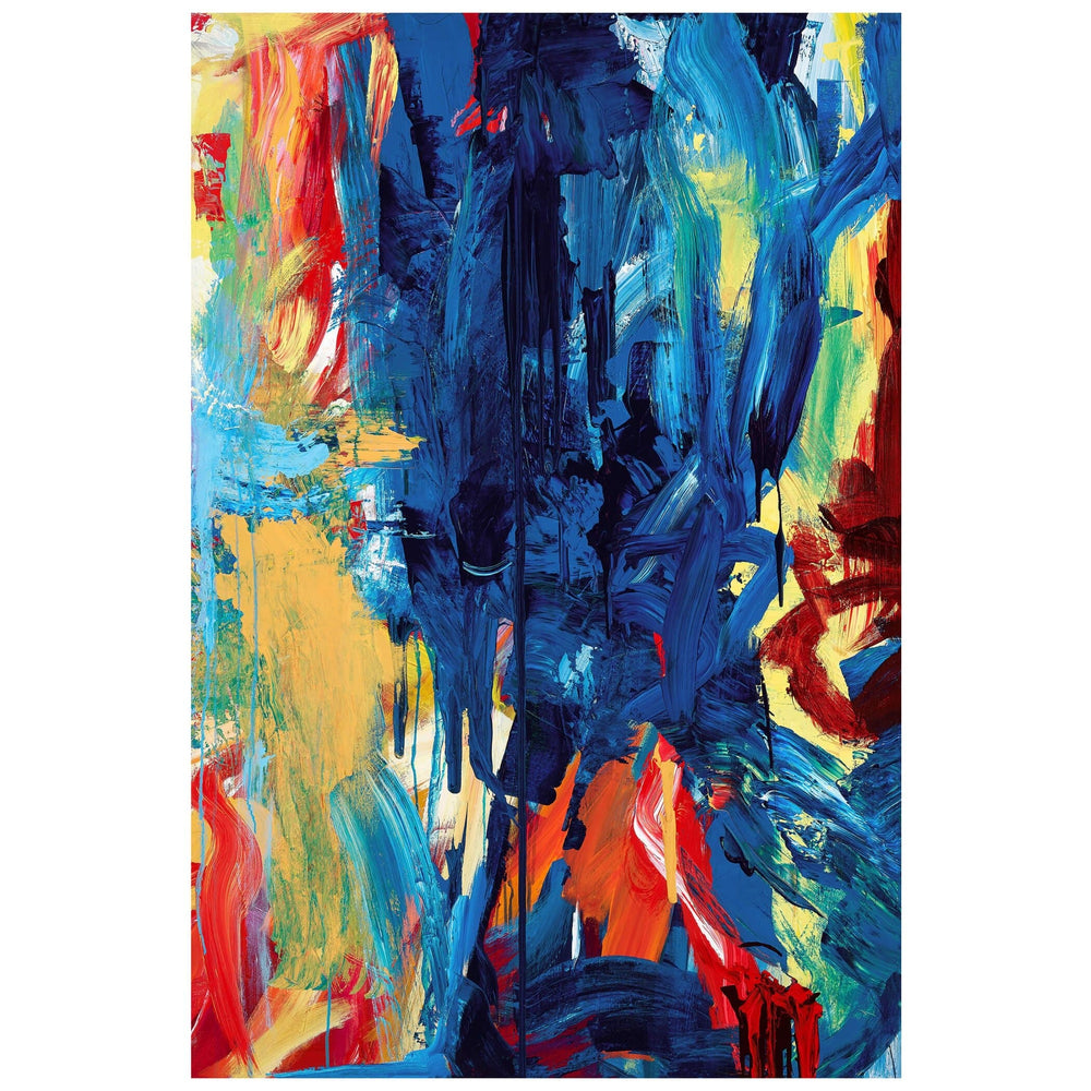 Up and Up - Accessories - Canvas Art - Abstract