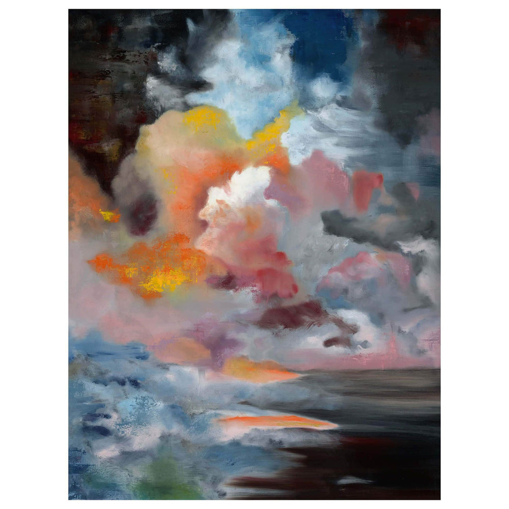 Spectrum in the Mist - Accessories - Canvas Art - Abstract