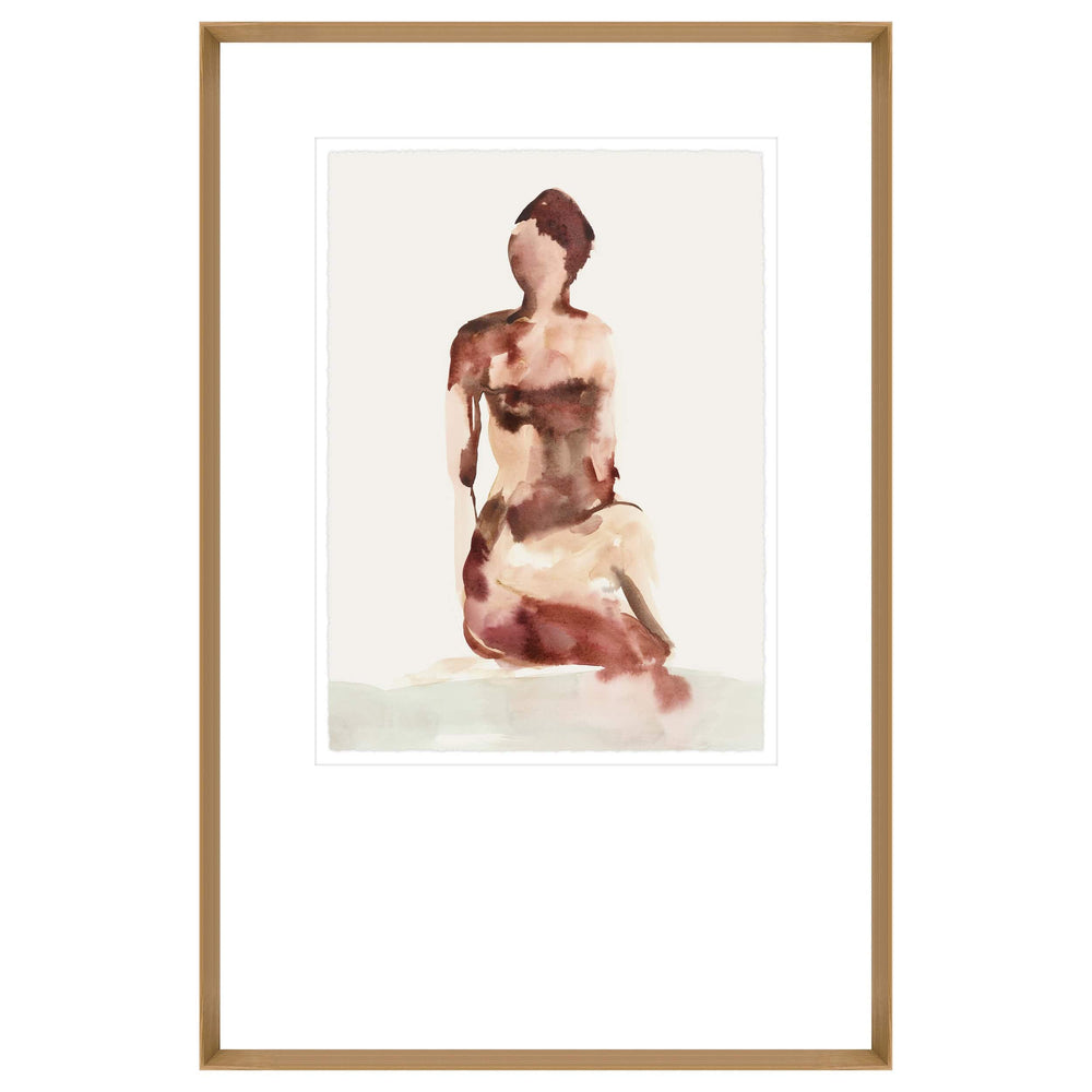 Body I Framed - Accessories Artwork - High Fashion Home