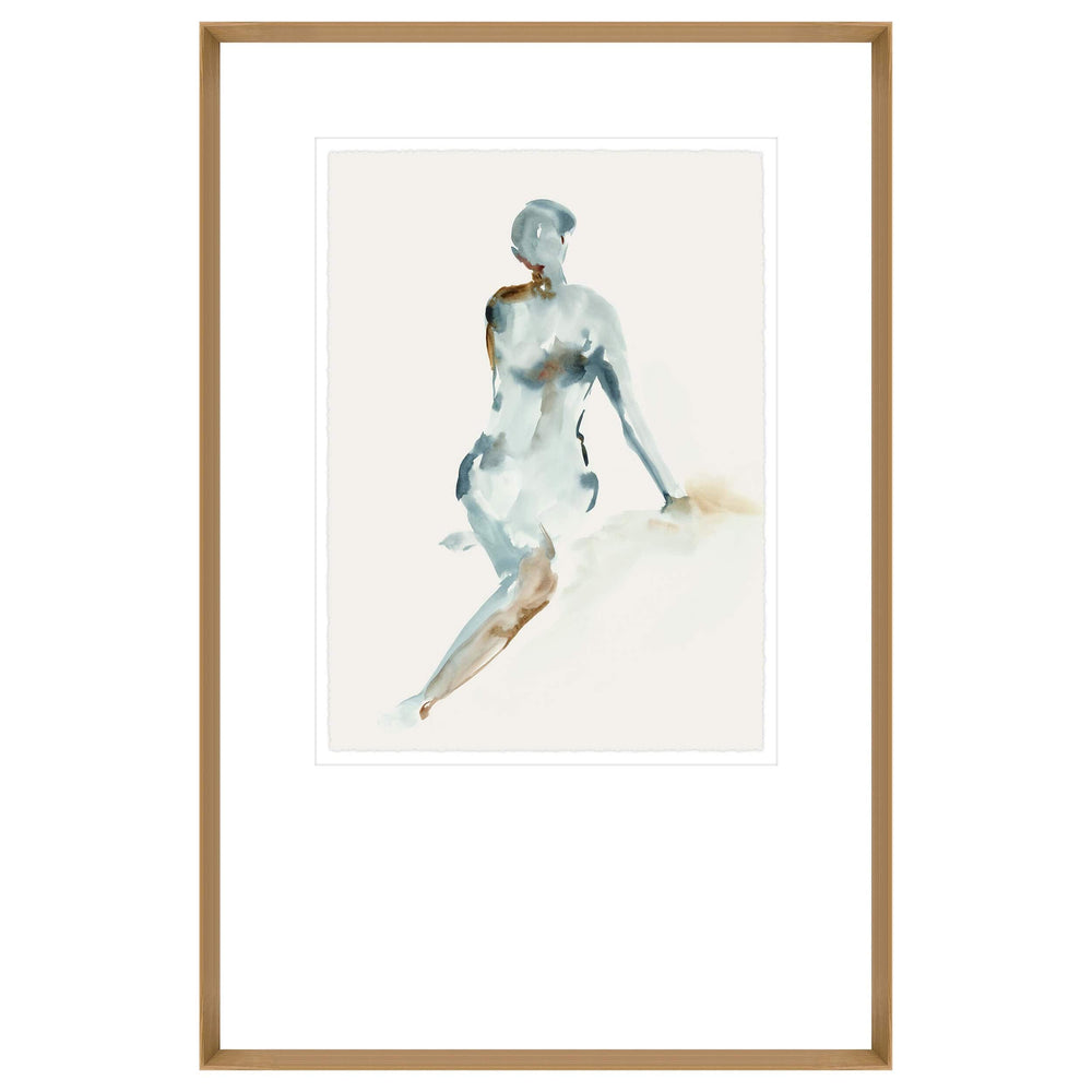 Body II Framed - Accessories Artwork - High Fashion Home