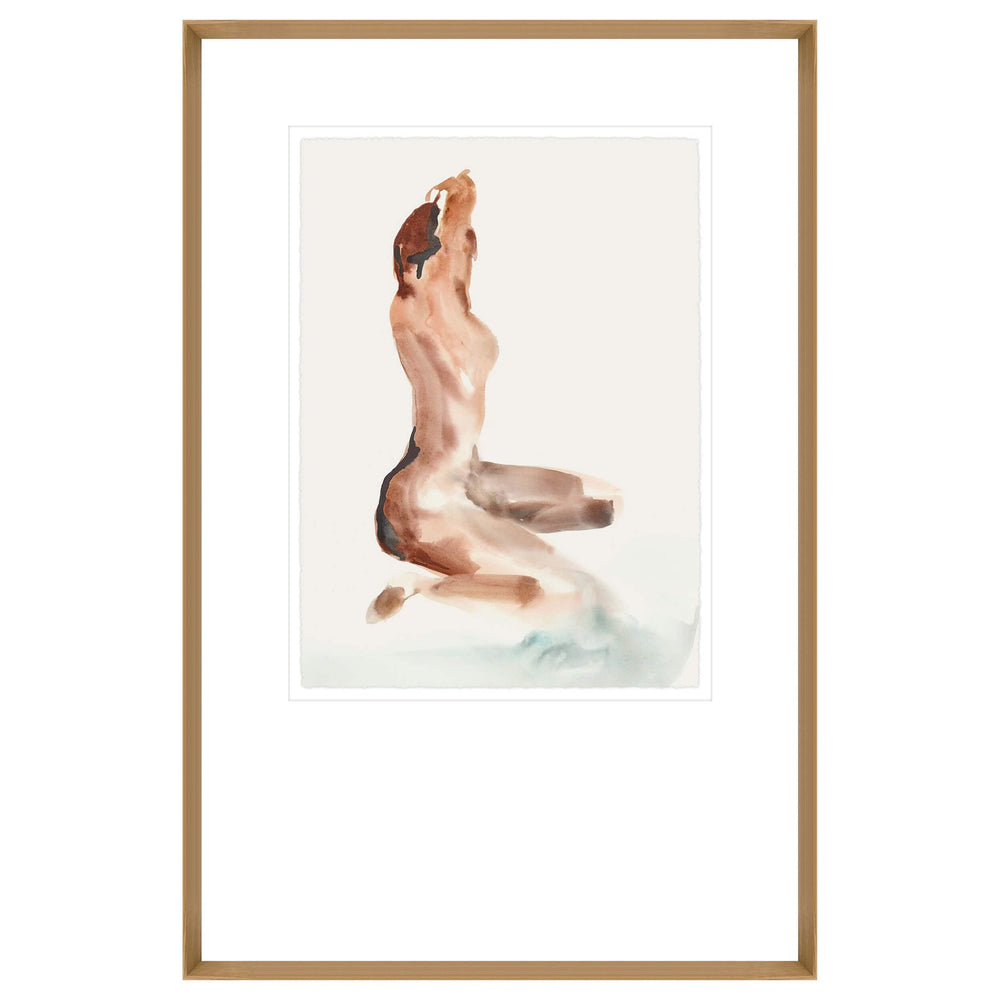 Body III Framed