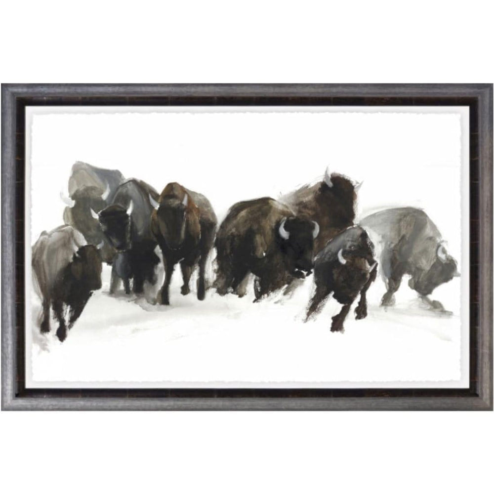 Enormous Movement - Accessories - Canvas Art - Animal