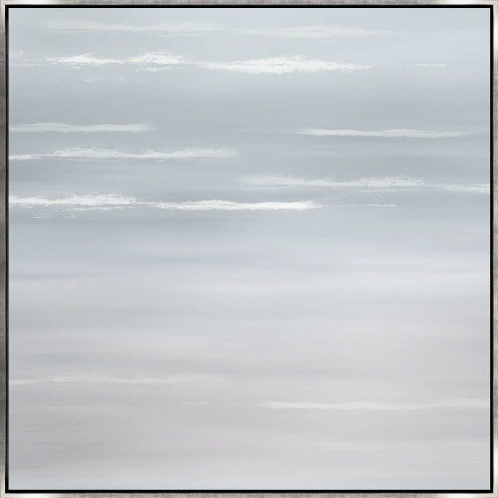 Pearled Greys III - Accessories - Canvas Art - Abstract
