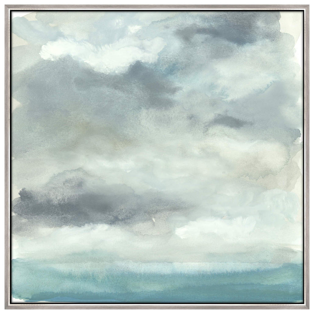 Clouds in the Sky Framed - Accessories Artwork - High Fashion Home