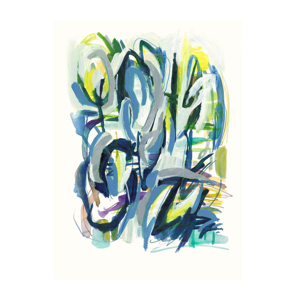 Of Sound Mind - Accessories - Canvas Art - Abstract