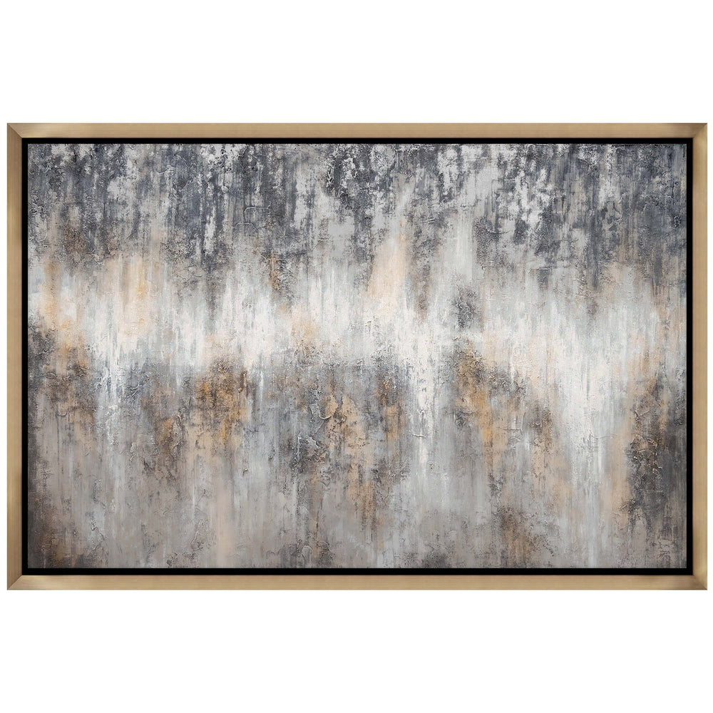 Feeling of Fog Art Framed