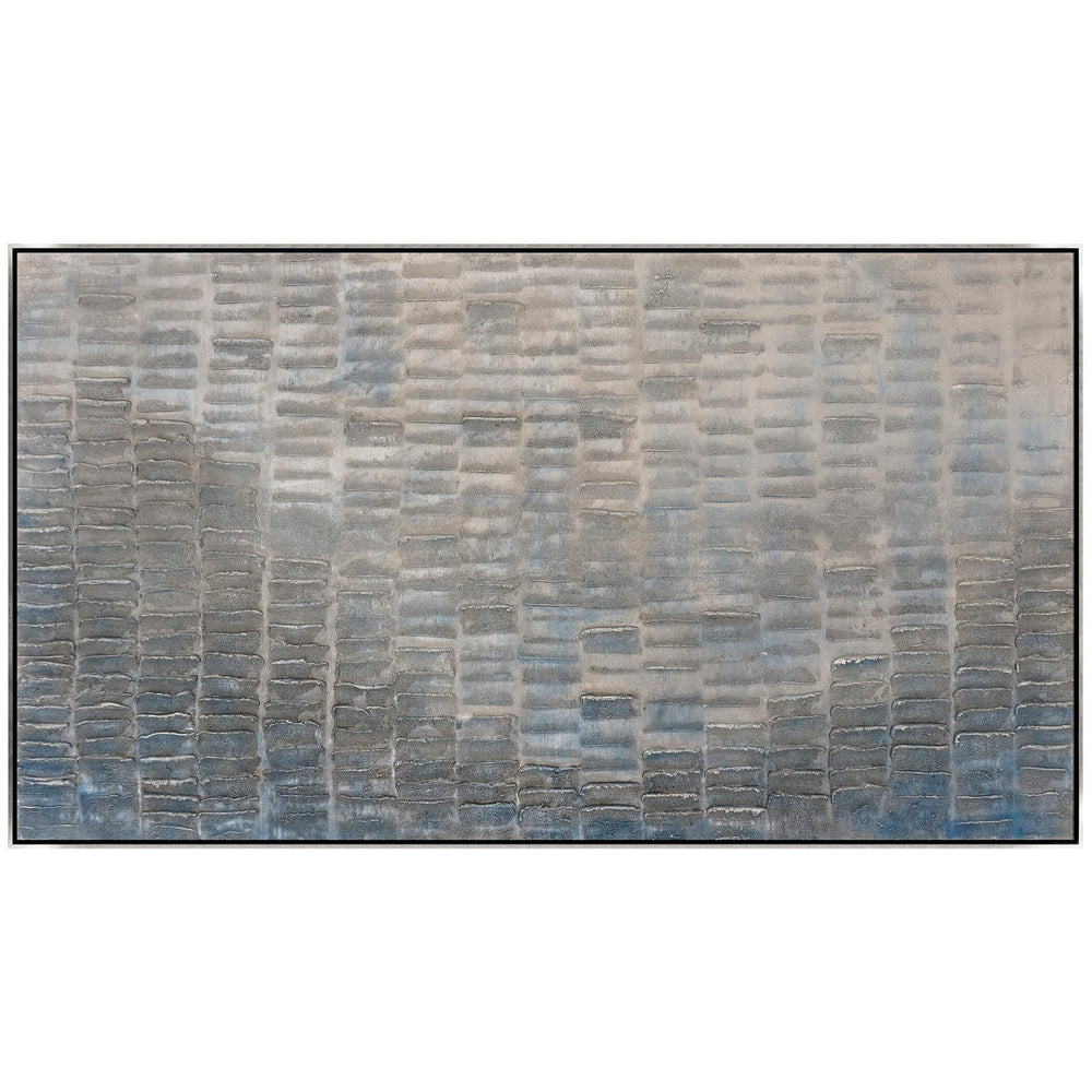 Depths Unknown  - Accessories - Canvas Art - Abstract