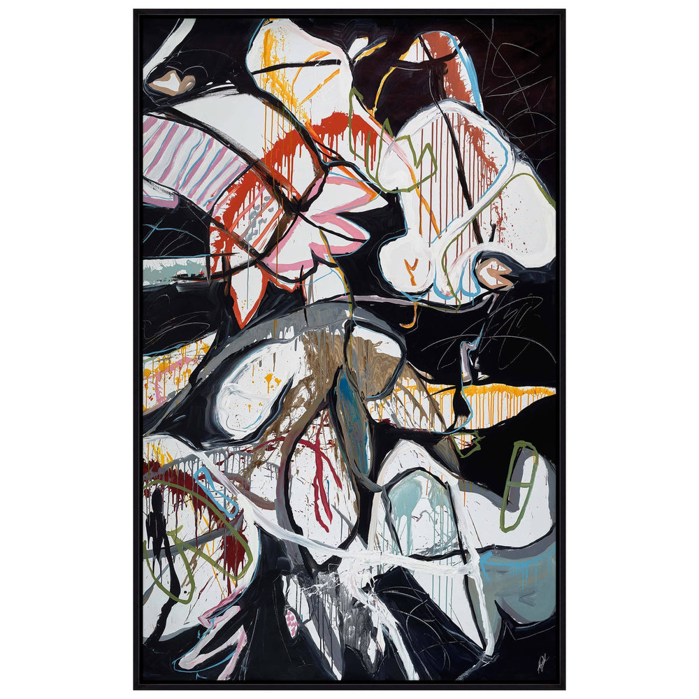 Guernica III Framed - Accessories Artwork - High Fashion Home