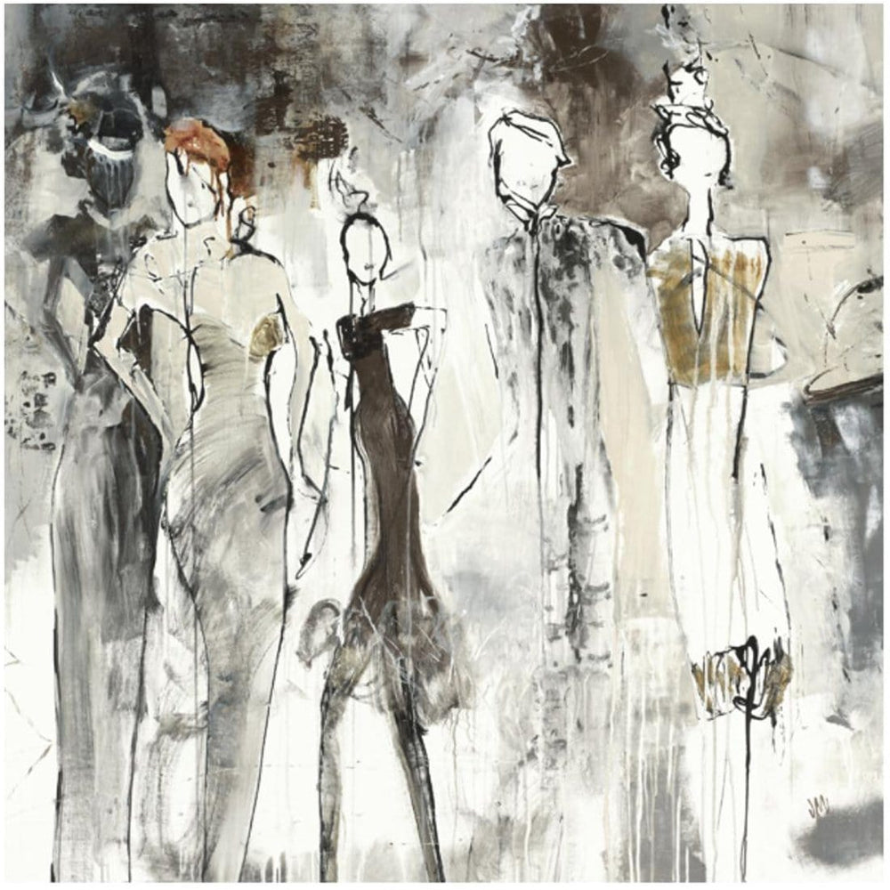 Catwalk - Accessories - Canvas Art - People
