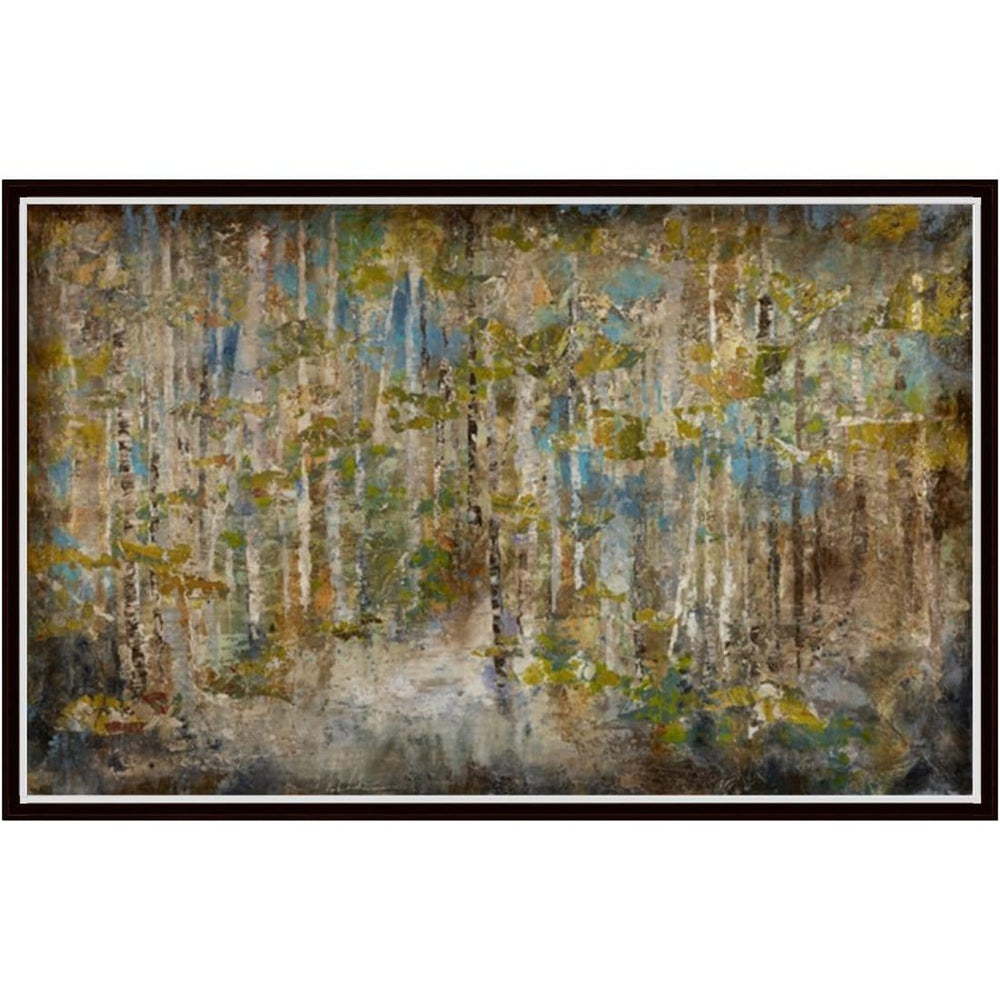 Spring Forest Framed - Accessories - Canvas Art - Nature