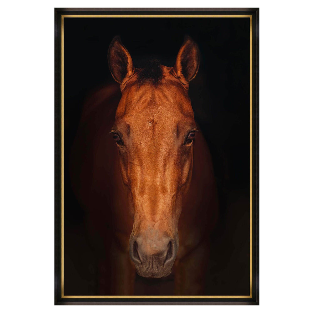 Faithful Friend Framed - Accessories - Canvas Art - Animal